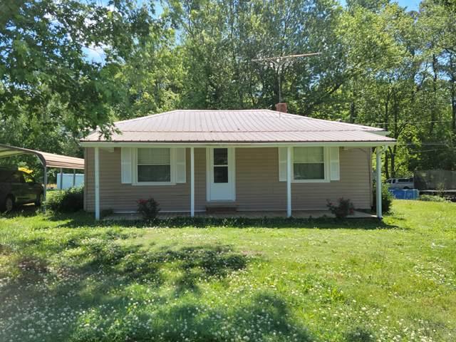 106 Holloway Street, Summertown, TN 38483 (MLS #RTC2259271) :: Village Real Estate