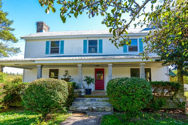260 Kelso Mulberry Rd, Mulberry, TN 37359 (MLS #RTC2259273) :: The Godfrey Group, LLC