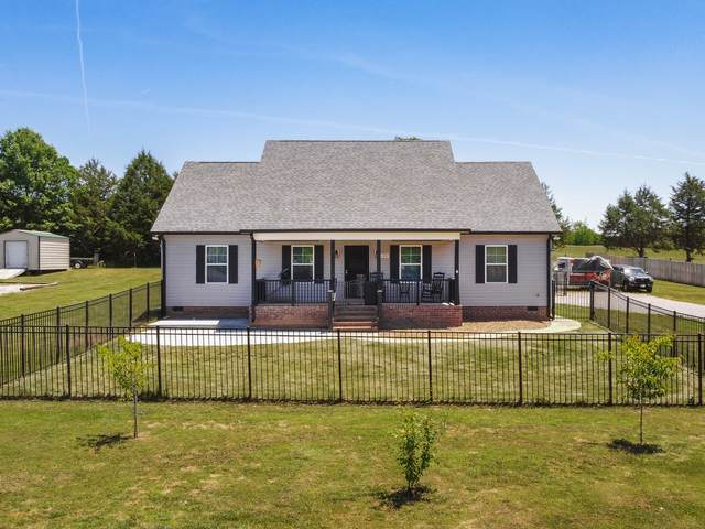 1351 Fitzpatrick Rd, Culleoka, TN 38451 (MLS #RTC2259315) :: The Godfrey Group, LLC