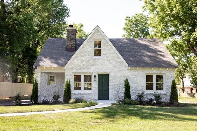 1431 Mcgavock Pike, Nashville, TN 37216 (MLS #RTC2259377) :: Village Real Estate