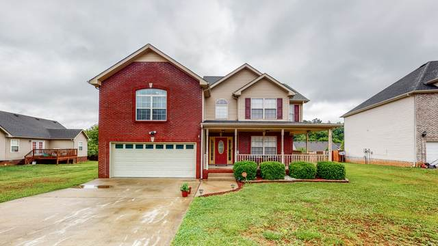 1245 Channelview Dr, Clarksville, TN 37040 (MLS #RTC2259471) :: Village Real Estate