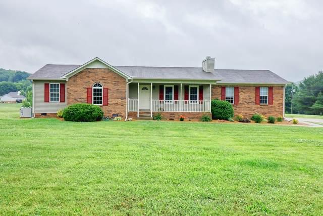 3910 Cambridge Ct, Culleoka, TN 38451 (MLS #RTC2259488) :: Village Real Estate