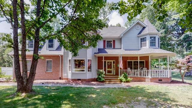 200 Blantonwood Dr, Tullahoma, TN 37388 (MLS #RTC2259530) :: DeSelms Real Estate