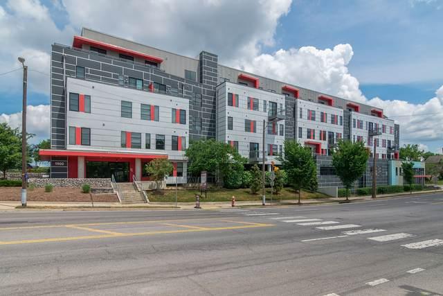 1900 12th Ave S #414, Nashville, TN 37203 (MLS #RTC2259552) :: Nashville Roots