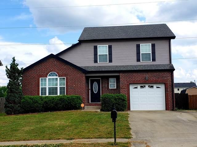 1026 Dwight Eisenhower Way, Clarksville, TN 37042 (MLS #RTC2259645) :: Village Real Estate