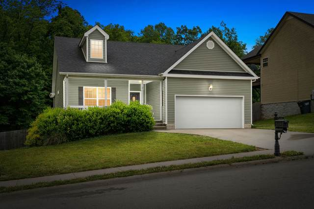 1225 Meachem Dr, Clarksville, TN 37042 (MLS #RTC2259678) :: Platinum Realty Partners, LLC