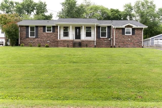 110 Hillside Dr, Old Hickory, TN 37138 (MLS #RTC2259719) :: Village Real Estate