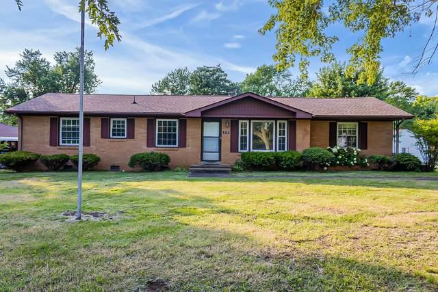 217 Yorktown Rd, Clarksville, TN 37042 (MLS #RTC2259771) :: Berkshire Hathaway HomeServices Woodmont Realty