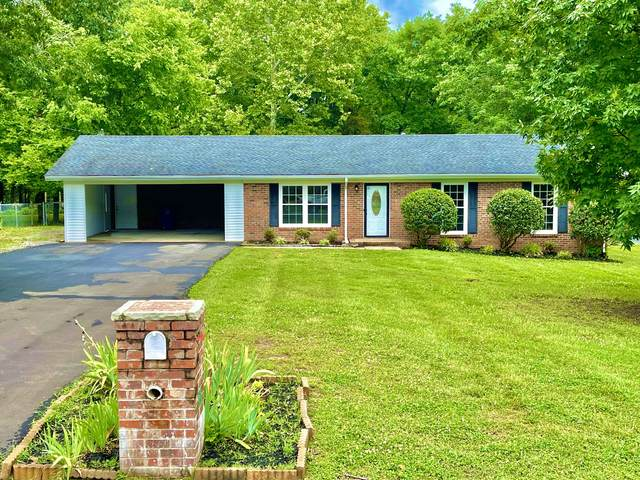 1310 Wesley St, Shelbyville, TN 37160 (MLS #RTC2259777) :: The Miles Team | Compass Tennesee, LLC