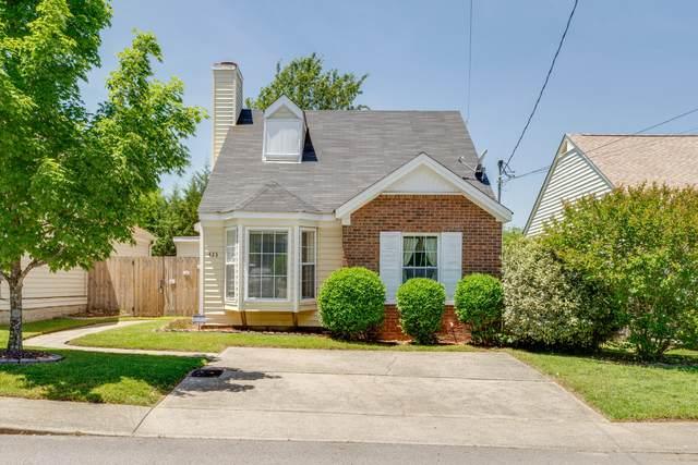 423 Lemont Dr, Nashville, TN 37216 (MLS #RTC2259840) :: Village Real Estate