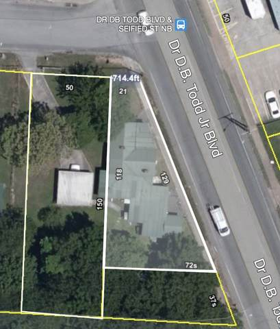 1701 Seifried St, Nashville, TN 37208 (MLS #RTC2259880) :: The Godfrey Group, LLC