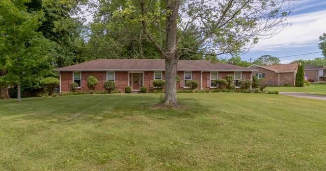 309 Revere Rd, Clarksville, TN 37043 (MLS #RTC2259903) :: Hannah Price Team