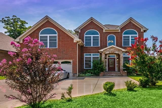 2824 Brentwood Knoll Ct, Nashville, TN 37211 (MLS #RTC2259926) :: Village Real Estate