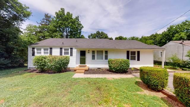 320 Archwood Dr, Madison, TN 37115 (MLS #RTC2259940) :: Nashville on the Move