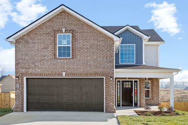 128 Dunbar, Clarksville, TN 37043 (MLS #RTC2259941) :: The Miles Team   Compass Tennesee, LLC