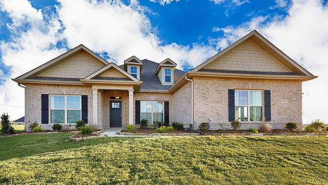 312 Greymoor Lane, Cookeville, TN 38501 (MLS #RTC2260021) :: Maples Realty and Auction Co.