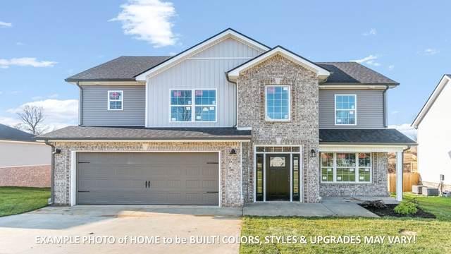 134 Dunbar, Clarksville, TN 37043 (MLS #RTC2260049) :: The Miles Team   Compass Tennesee, LLC