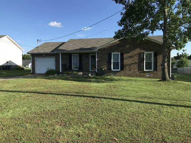 1268 Barbee Ln, Clarksville, TN 37042 (MLS #RTC2260113) :: The Miles Team   Compass Tennesee, LLC
