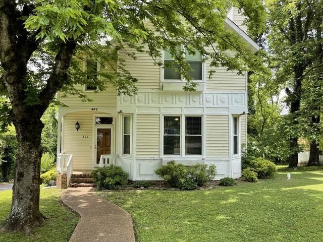 402 Fort Hill Dr, Pulaski, TN 38478 (MLS #RTC2260134) :: Village Real Estate