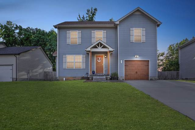 420 N Magnolia Dr, Clarksville, TN 37042 (MLS #RTC2260140) :: Cory Real Estate Services