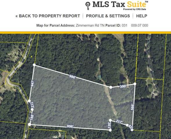 0 James Zimmerman Rd, Hampshire, TN 38461 (MLS #RTC2260166) :: Village Real Estate