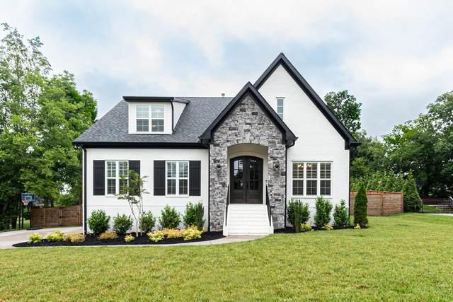 106 Hunter Dr, Mount Juliet, TN 37122 (MLS #RTC2260231) :: Berkshire Hathaway HomeServices Woodmont Realty