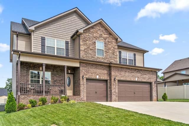 305 Winter Terrace Ln, Clarksville, TN 37040 (MLS #RTC2260237) :: Candice M. Van Bibber   RE/MAX Fine Homes