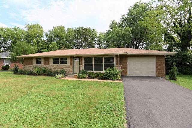 612 Barbara Dr, Madison, TN 37115 (MLS #RTC2260266) :: Ashley Claire Real Estate - Benchmark Realty