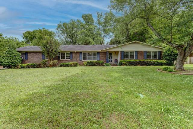 1422 Parklawn Dr, Murfreesboro, TN 37130 (MLS #RTC2260279) :: Village Real Estate