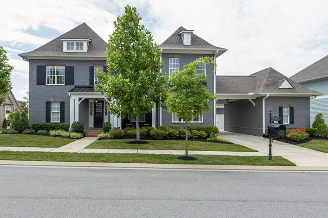 960 Hornsby Dr, Franklin, TN 37064 (MLS #RTC2260291) :: Village Real Estate