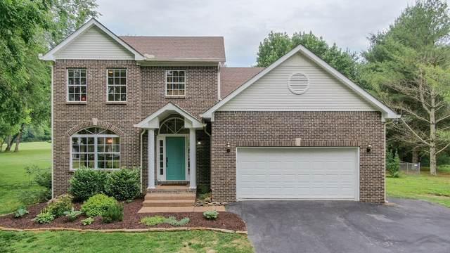 2110 Sue Ln, Spring Hill, TN 37174 (MLS #RTC2260295) :: Village Real Estate