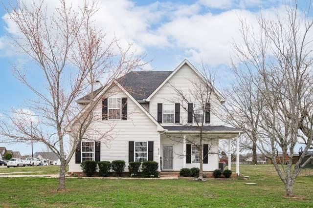 632 Fleming Farms Dr, Murfreesboro, TN 37128 (MLS #RTC2260300) :: Village Real Estate