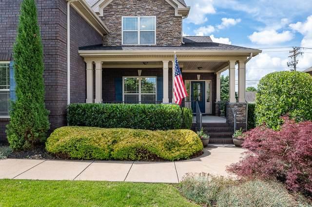 2012 Via Francesco Ct, Spring Hill, TN 37174 (MLS #RTC2260314) :: Candice M. Van Bibber | RE/MAX Fine Homes