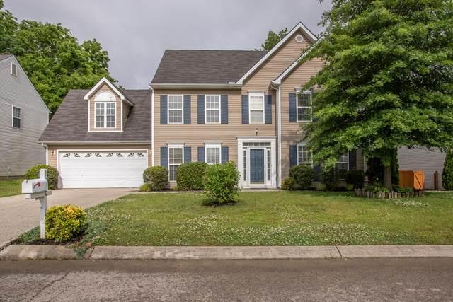 1050 Vanguard Dr, Spring Hill, TN 37174 (MLS #RTC2260322) :: Village Real Estate