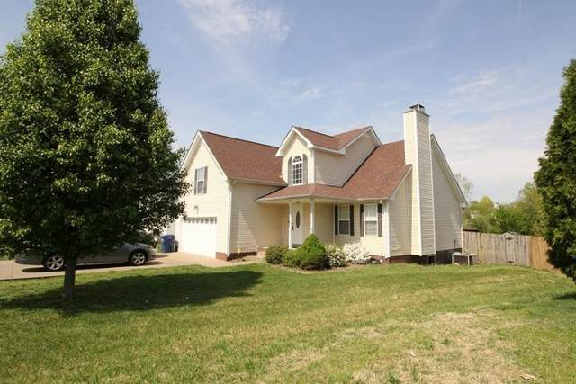 1966 Whirlaway Cir, Clarksville, TN 37042 (MLS #RTC2260348) :: Your Perfect Property Team powered by Clarksville.com Realty
