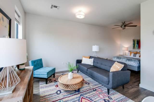 1900 12th Ave S #209, Nashville, TN 37203 (MLS #RTC2260361) :: John Jones Real Estate LLC
