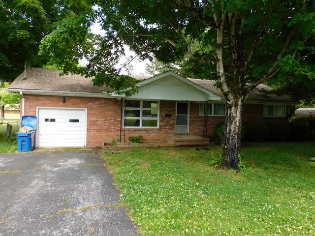 1101 Mccormick St, Manchester, TN 37355 (MLS #RTC2260391) :: The Miles Team | Compass Tennesee, LLC