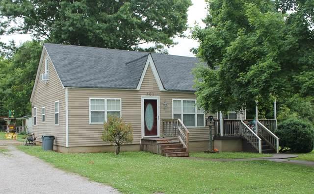 301 Crossover St, Columbia, TN 38401 (MLS #RTC2260394) :: Village Real Estate