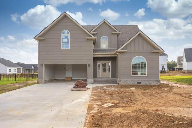 372 Lowline Dr, Clarksville, TN 37043 (MLS #RTC2260400) :: Candice M. Van Bibber | RE/MAX Fine Homes