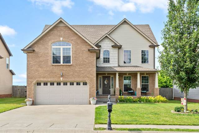 1848 Apache Way, Clarksville, TN 37042 (MLS #RTC2260414) :: Exit Realty Music City