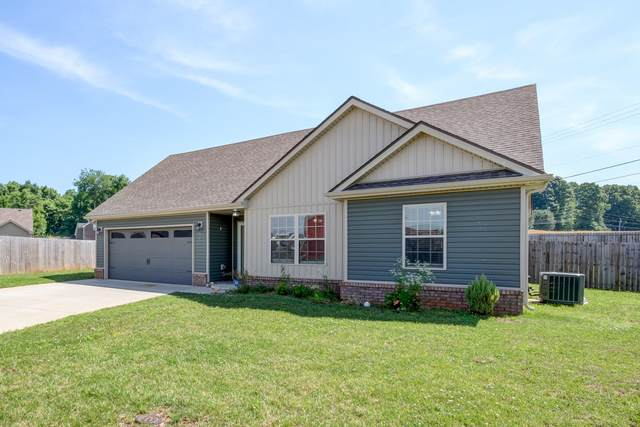 105 Coswald Ct, Clarksville, TN 37042 (MLS #RTC2260452) :: Your Perfect Property Team powered by Clarksville.com Realty