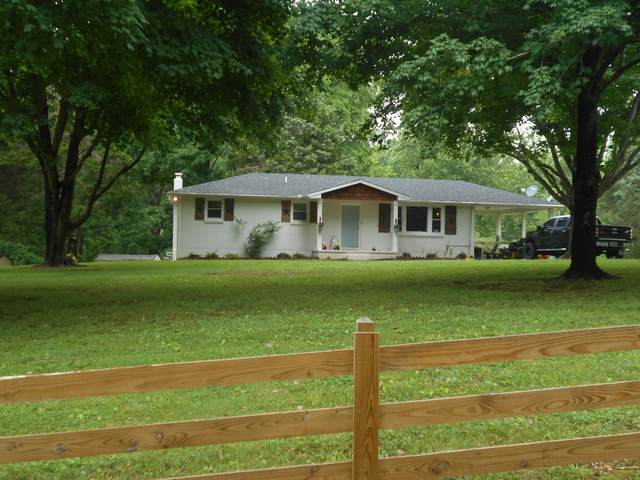 1245 Ridge Rd, Dickson, TN 37055 (MLS #RTC2260487) :: The Godfrey Group, LLC