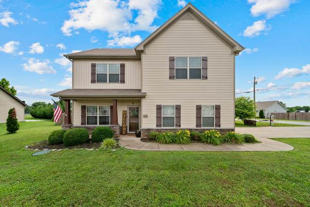 1133 Halverson Dr, Murfreesboro, TN 37128 (MLS #RTC2260540) :: The Godfrey Group, LLC