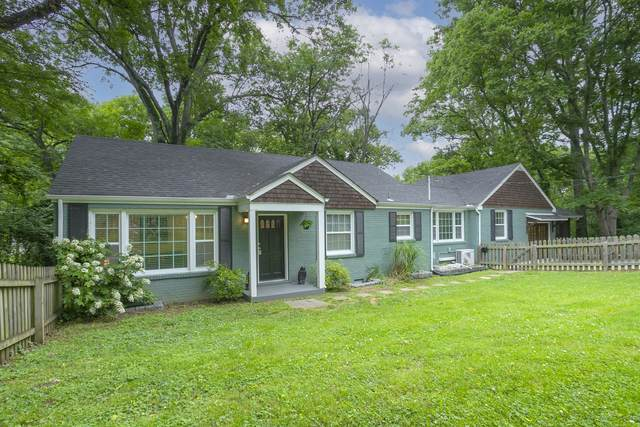 2311 Mcgavock Pike, Nashville, TN 37216 (MLS #RTC2260641) :: Village Real Estate