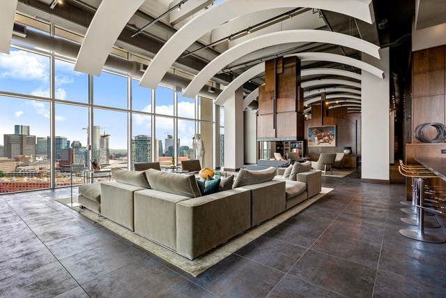 600 12th Ave, Nashville, TN 37203 (MLS #RTC2260659) :: Team George Weeks Real Estate