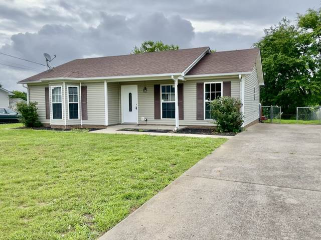 1041 Bush Ave, Oak Grove, KY 42262 (MLS #RTC2260705) :: Morrell Property Collective | Compass RE