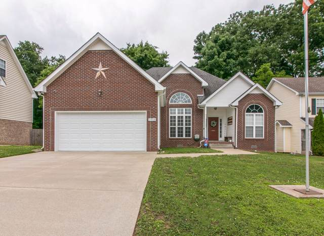 2708 Arthurs Ct, Clarksville, TN 37040 (MLS #RTC2260756) :: The Godfrey Group, LLC