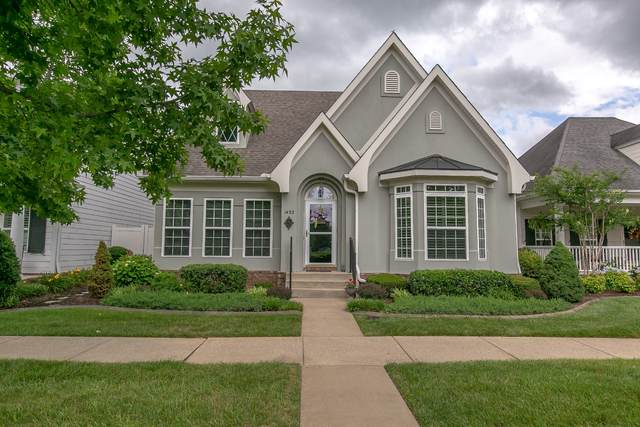 1432 Veranda Circle, Murfreesboro, TN 37130 (MLS #RTC2260894) :: FYKES Realty Group