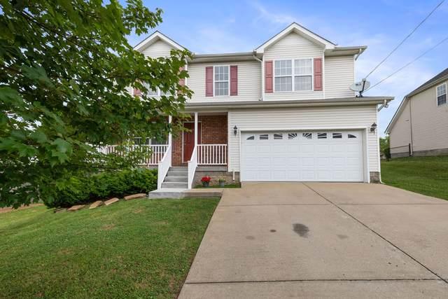 1414 E Nir Shreibman Blvd, La Vergne, TN 37086 (MLS #RTC2260907) :: Village Real Estate