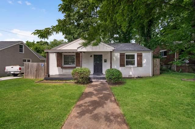 1716 Dr. D. B. Todd Jr. Blvd, Nashville, TN 37208 (MLS #RTC2260942) :: Village Real Estate